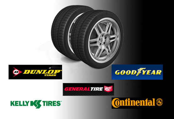 National Account Tires